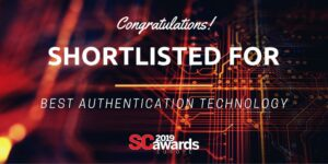 SCAwards Best Authentication Technology