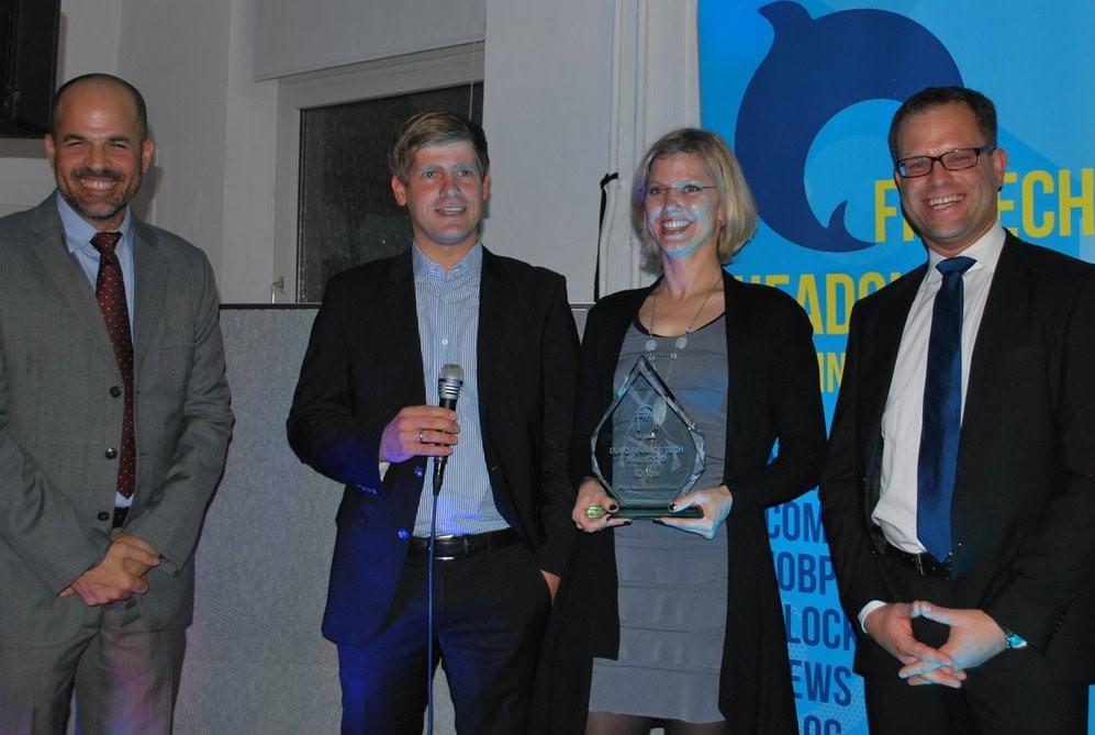 EURO FINANCE TECH Award 2