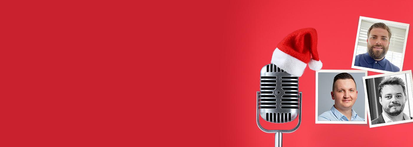 Christsmas Charity Livecast 1