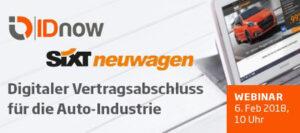 Digitaler Vertragsabschluss für die Auto-Industrie 24