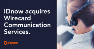 IDnow acquires Wirecard Communication Services 2